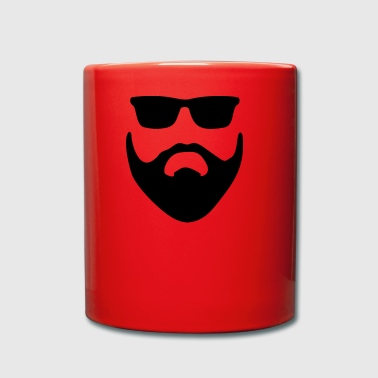 beard - Full Colour Mug