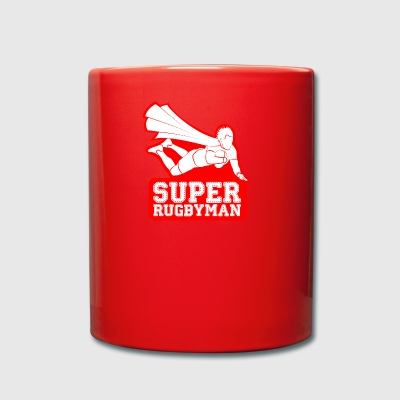 reproductor de Super Rugby - Taza de un color