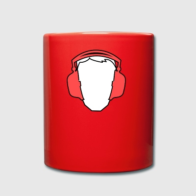 protection auditive - Tasse en couleur