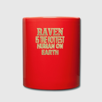 Raven - Full Colour Mug
