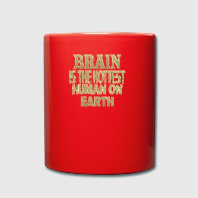 Brain - Full Colour Mug