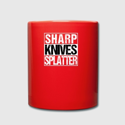 Sharp Knives splatter film dell'orrore bmovie Hunter Koch - Tazza monocolore