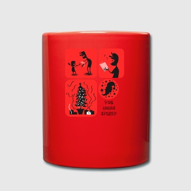 Christmas singing - Full Colour Mug