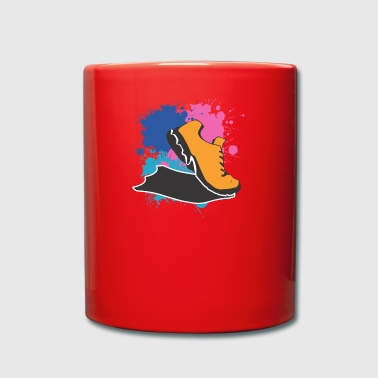 to jog - Full Colour Mug