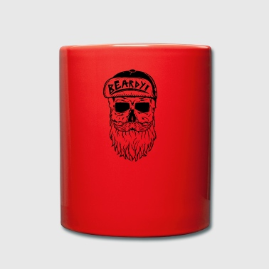 beardy - Full Colour Mug