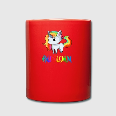 Unicorn Autumn - Full Colour Mug