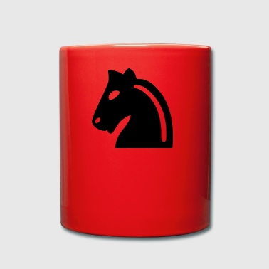 Chess horse - Full Colour Mug