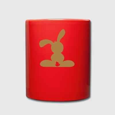 Rabbit - Full Colour Mug