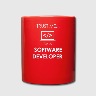Software Developer - Full Colour Mug