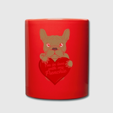 Love Gift Bulldog francese Frenchie - Tazza monocolore