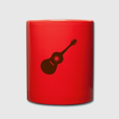 Guitar gift - Full Colour Mug