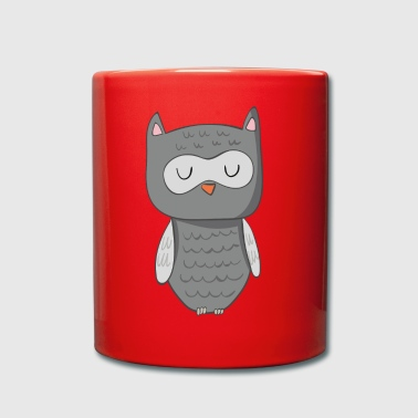 owl - Full Colour Mug