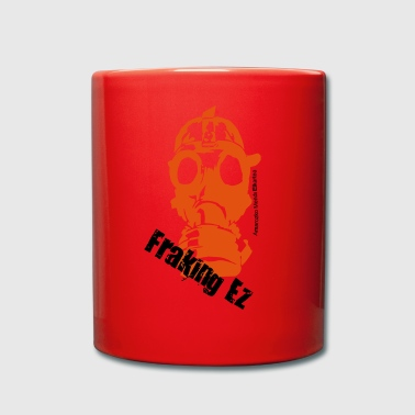 Anti - fraking - Taza de un color