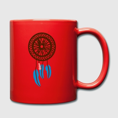 LUCKY INDIAN - Tasse einfarbig