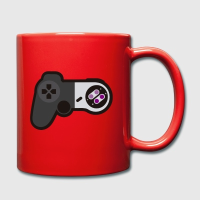 let's play - Full Colour Mug