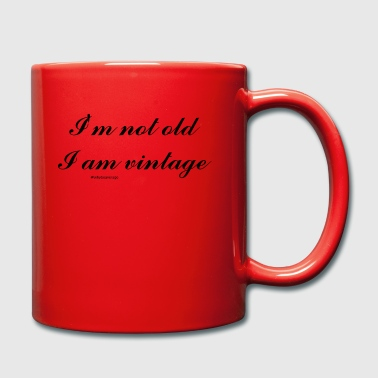 notold - Full Colour Mug