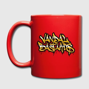 Vandal Bastards GOLD - Tasse en couleur