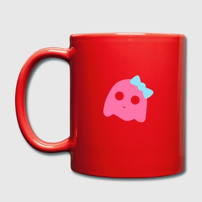 Pink flancito - Full Colour Mug