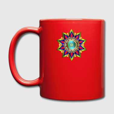 Venusian Snowflake - Full Colour Mug