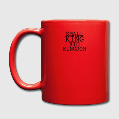 SMALL KING BIG KINGDOM - Full Colour Mug
