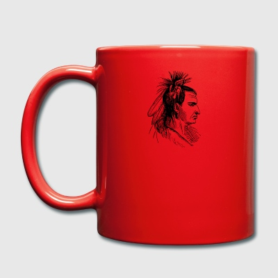 Indian - Full Colour Mug