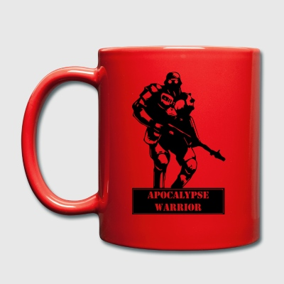 Apocalypse Warrior 2 - Tasse en couleur