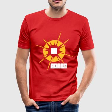 ADANA 01 - Männer Slim Fit T-Shirt