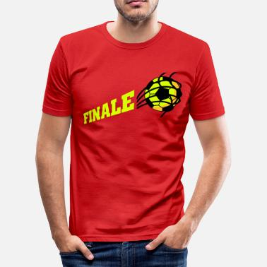 Finally final - Men's Slim Fit T-Shirt