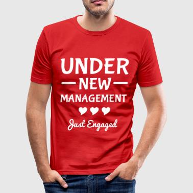 Engaged - Männer Slim Fit T-Shirt