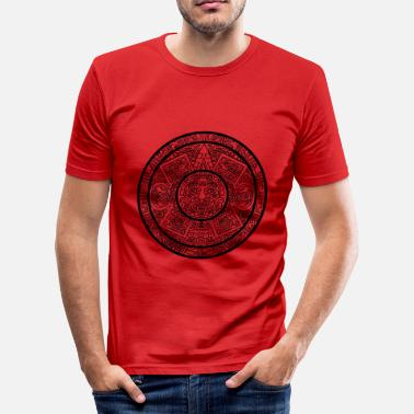 Azteken Azteken - slim fit T-shirt