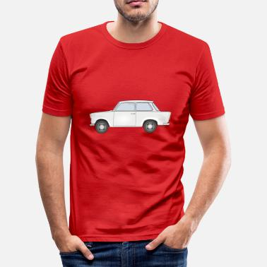 Ostalgie Trabbi Ostalgie Design - Men's Slim Fit T-Shirt