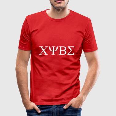 Cyber CYBS - Männer Slim Fit T-Shirt