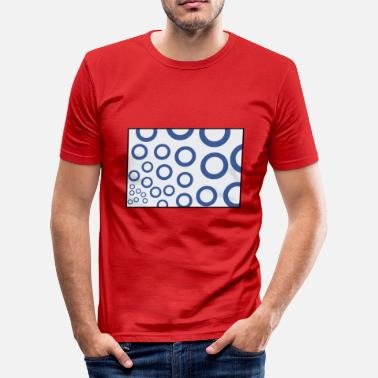 Ronde rond - slim fit T-shirt