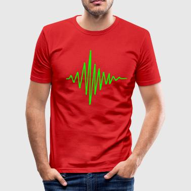 Soundwave - Men's Slim Fit T-Shirt