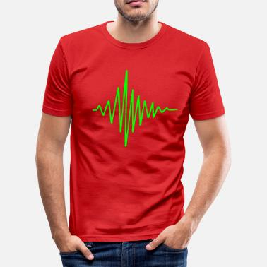 Soundwave Soundwave - Men's Slim Fit T-Shirt