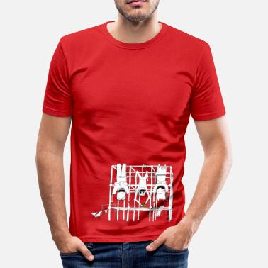 Playground playground - Men's Slim Fit T-Shirt