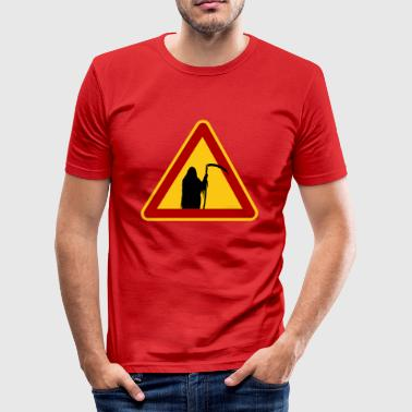 Reaper - Männer Slim Fit T-Shirt