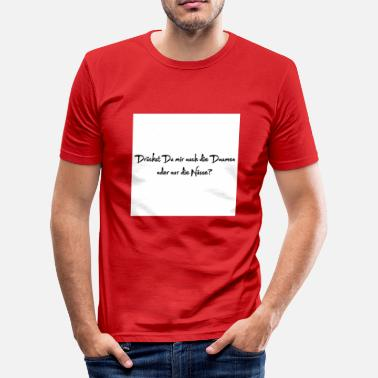 Ironie ironie - slim fit T-shirt