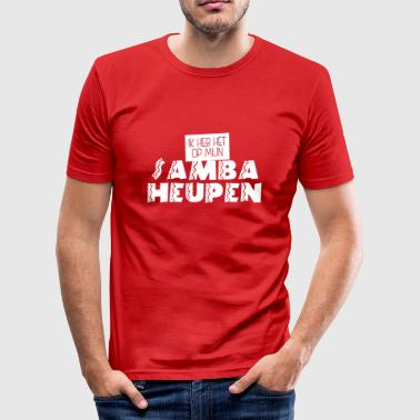 Sambaheupen - slim fit T-shirt