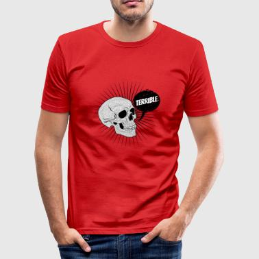 The terrible friends - Men's Slim Fit T-Shirt
