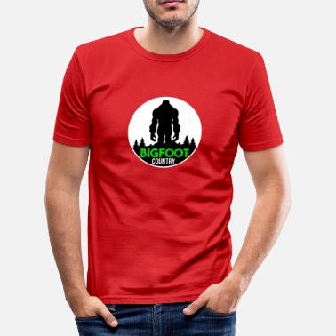 Bigfoot Bigfoot - T-shirt près du corps Homme