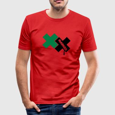 Marked - Men's Slim Fit T-Shirt