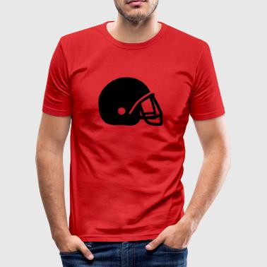 helmet - Men's Slim Fit T-Shirt