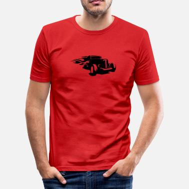 Hot Rod Hot Rod - Men's Slim Fit T-Shirt
