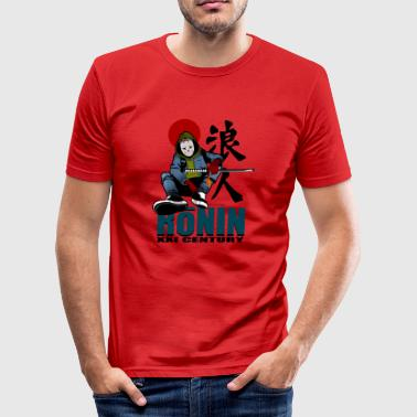 Ronin Ronin - Men's Slim Fit T-Shirt