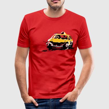StockCar - Men's Slim Fit T-Shirt