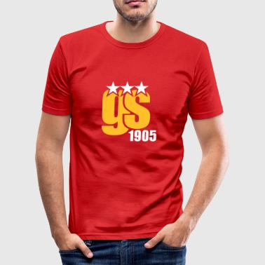 Galatasaray - Männer Slim Fit T-Shirt