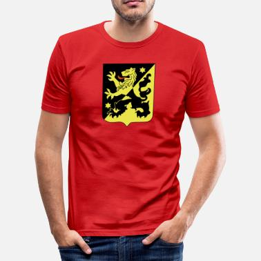 Gearresteerd Skaraborg FTW - slim fit T-shirt