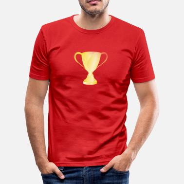 Coupe En Or Coupe d'or - T-shirt moulant Homme