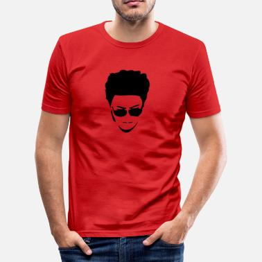 Sexy Boy Sexy Boy in sunglasses - Men's Slim Fit T-Shirt